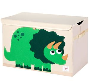 3 Sprouts Toy Chest - Dinosaur