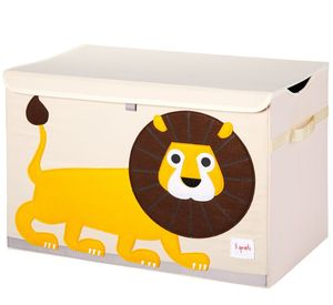 3 Sprouts Toy Chest - Lion