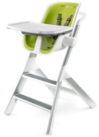4moms High Chair - White/Green