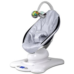 4Moms Mamaroo Baby Swing - Silver Classic
