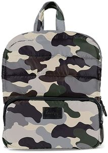 7 A.M. Mini Kid Backpack - Camo Forest