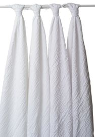 Aden + Anais Classic Swaddle Wraps, 4 Pack - Dreamer