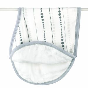 Aden + Anais Bamboo Burpy Bib - Moonlight, Beads