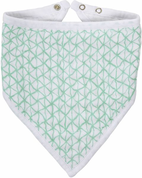 Aden + Anais Bandana Bib - Around the World