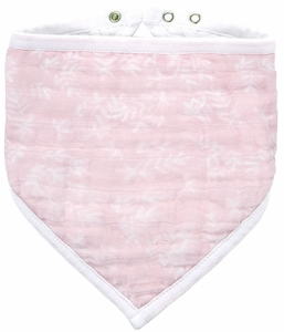 Aden + Anais Bandana Bib - Forest Fantasy Leaves