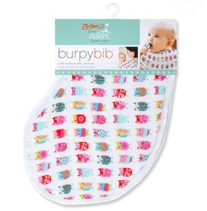 Aden + Anais Burpy Bib, Zutano - Walk in the Park