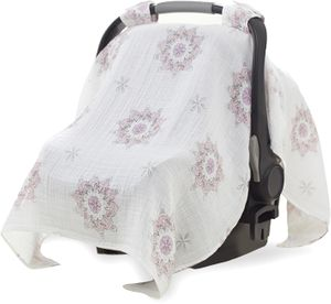 Aden + Anais Car Seat Canopy - For the Birds
