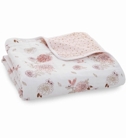 Aden + Anais Classic Dream Blanket - Dahlias
