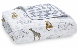 Aden + Anais Classic Dream Blanket - Jungle