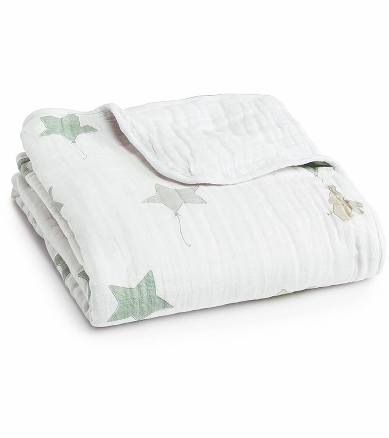 Aden Anais Classic Dream Blanket Up Up And Away
