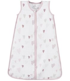 Aden + Anais Classic Sleeping Bag - Heart Breaker - Small