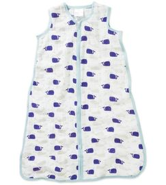 Aden + Anais Classic Sleeping Bag - High Seas - Small
