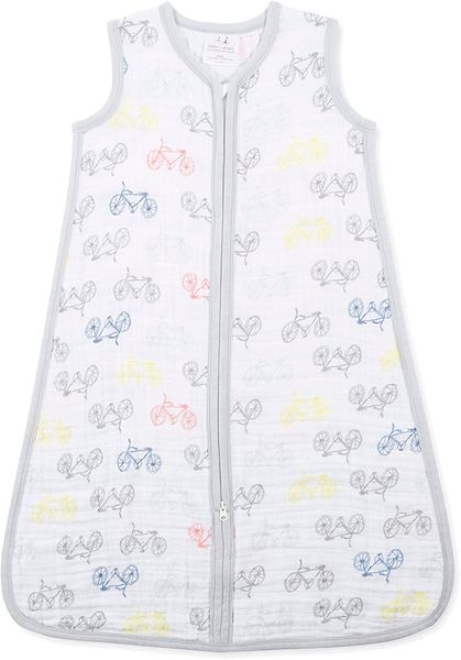 Aden + Anais Classic Sleeping Bag, Large (22-28 lbs) - Leader of the Pack