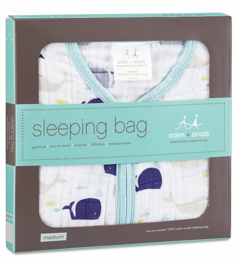 Item Aden And Anais Classic Sleeping Bag Family