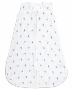 Aden + Anais Classic Sleeping Bag - Paisley Drip - Medium