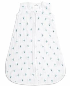 Aden + Anais Classic Sleeping Bag - Paisley Drip - Small
