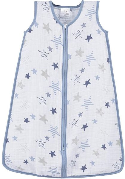 Aden + Anais Classic Sleeping Bag - Rock Star - Medium