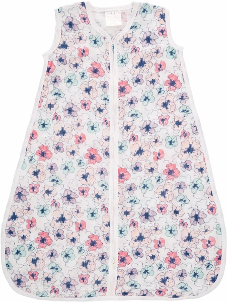 Aden + Anais Classic Sleeping Bag - Trail Blooms - Small