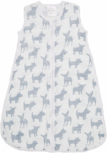 Aden + Anais Classic Sleeping Bag - Waverly Pup - Small