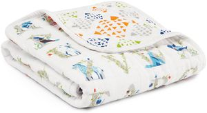 Aden + Anais Classic Stroller Blanket - Paper Tales