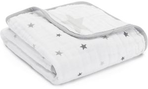 Aden + Anais Classic Stroller Blanket - Twinkle