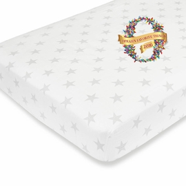 Aden + Anais Cozy Crib Sheet - Fate