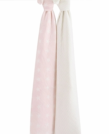 Aden + Anais Cozy Swaddles, 2-Pack - Grace
