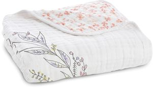 Aden + Anais Classic Dream Blanket - Birdsong, Mobile Nest