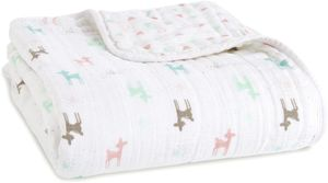 Aden + Anais Classic Dream Blanket - Camp Girl
