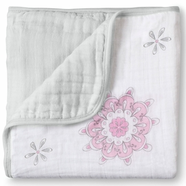 Aden + Anais Classic Dream Blanket - For the Birds