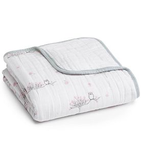 Aden + Anais Classic Dream Blanket - For the Birds, Owl