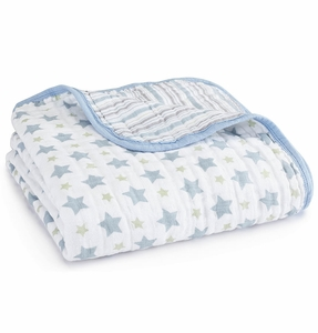 Aden + Anais Classic Dream Blanket - Prince Charming