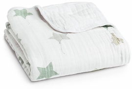 Aden + Anais Classic Dream Blanket - Up Up and Away