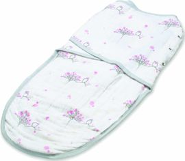 Aden + Anais Easy Swaddle - For the Birds, Owl (Large)