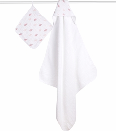 Aden + Anais Hooded Towel Set - Camp Girl