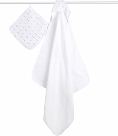 Aden + Anais Hooded Towel Set - Outdoorsy