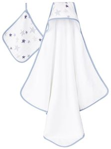 Aden + Anais Hooded Towel Set - Rock Star