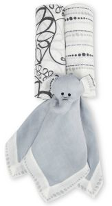 Aden + Anais Lullaby Gift Set - Moonlight - D