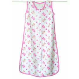 Aden + Anais Classic Sleeping Bag - Princess Posie - Small
