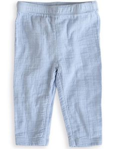 Aden + Anais Muslin Pants - Night Sky Blue (0-3 Months)