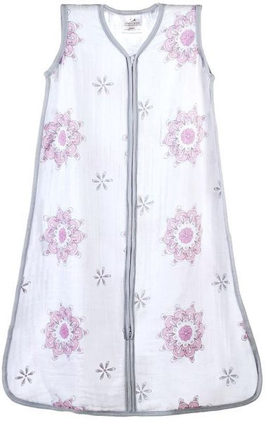 Aden + Anais Classic Sleeping Bag - For the Birds - Small