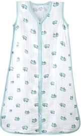 Aden + Anais Muslin Sleeping Bag Jungle - Jam Elephant - Large