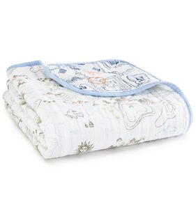 Aden + Anais Organic Dream Blanket - Warrior Finn