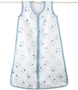 Aden + Anais Organic Sleeping Bag - Starstruck - Large