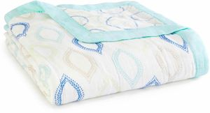 Aden + Anais Silky Soft Dream Blanket - Sprout