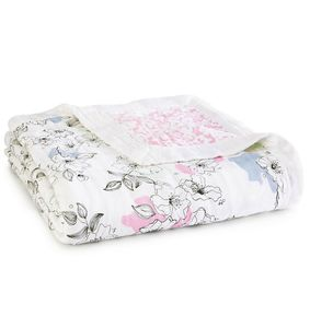 Aden + Anais Silky Soft Dream Blanket - Meadowlark