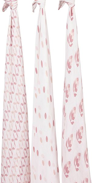 Aden + Anais Silky Soft Swaddle - 3 Pack - Tuscan Twilight