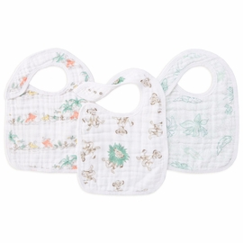 Aden + Anais Snap Bibs, 3 Pack - Disney Lion King