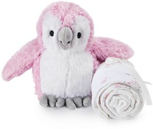 Aden + Anais Swaddle & Toy Owl - For the Birds