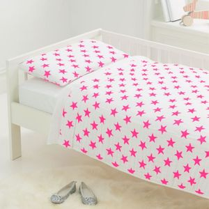 Aden + Anais Toddler Bed in a Bag - Fluro Pink